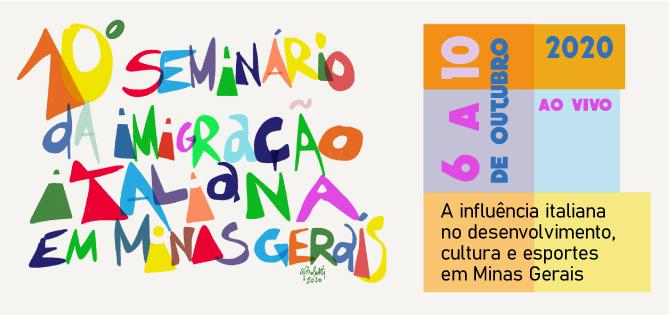 X Seminário da imigração italiana em Minas Gerais